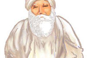 Artistic Impression of Guru Amar Das