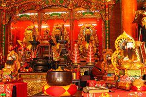 Green Pine Taoist Temple