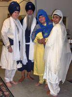 Traditional Dress of the Khalsa