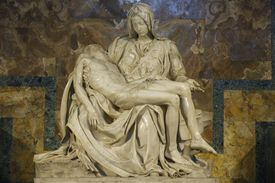 Michealangelo's Pietà