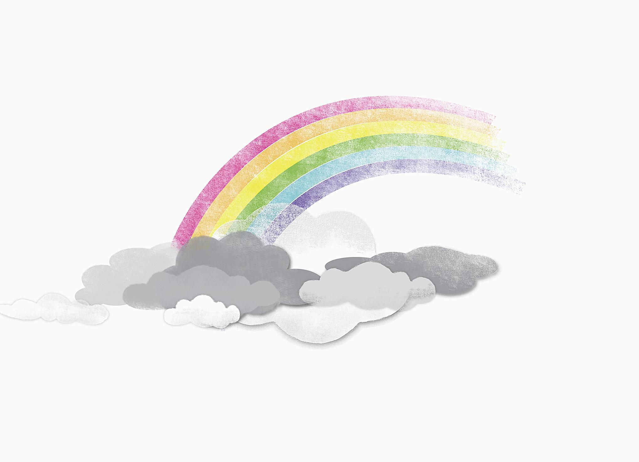 Rainbow in the Bible