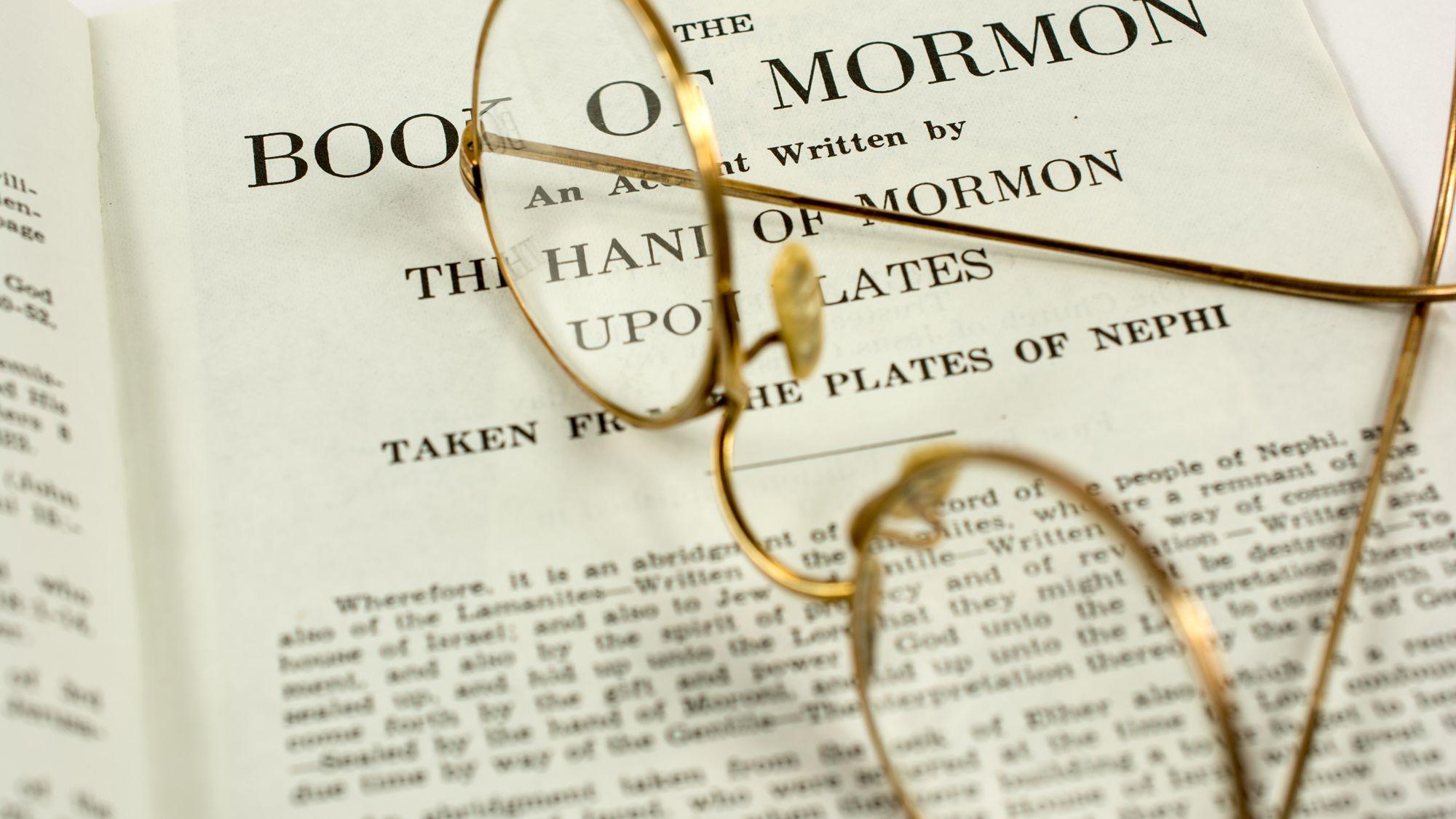 25 Scripture Mastery Scriptures: Book of Mormon (1-13)