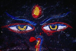 Buddha Eyes