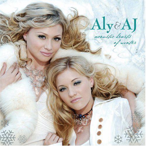Aly & AJ cover