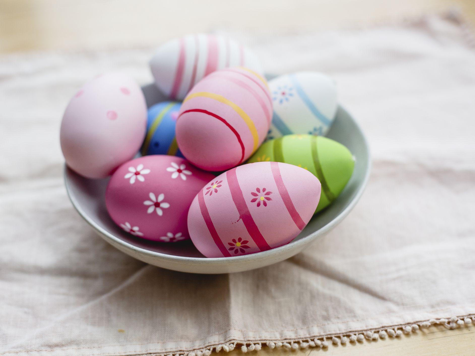 How Easter Eggs Became Part of the Holiday Tradition