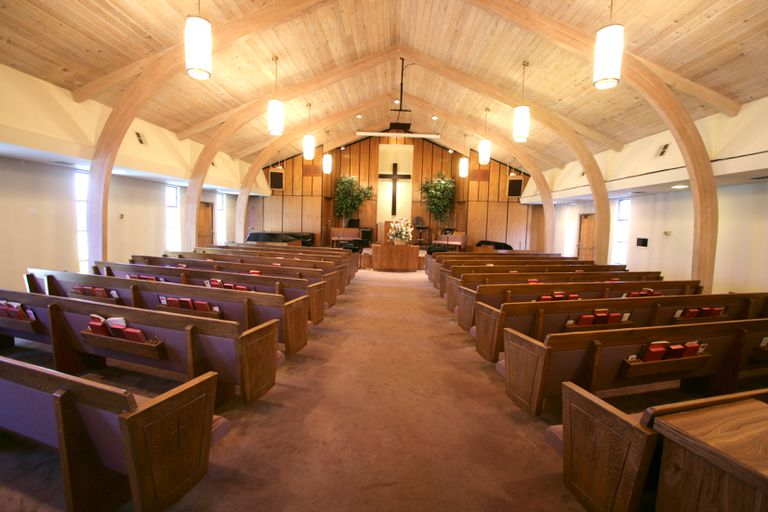 Small Church Sanctuary