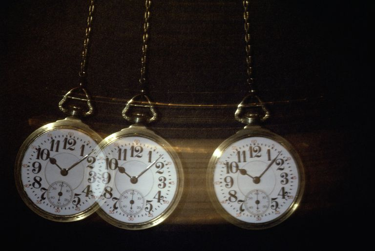 Hypnosis Pocket Watch