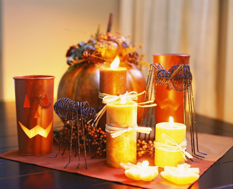 Samhain Centerpiece
