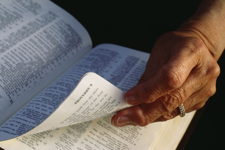 Bible Verses About Wisdom