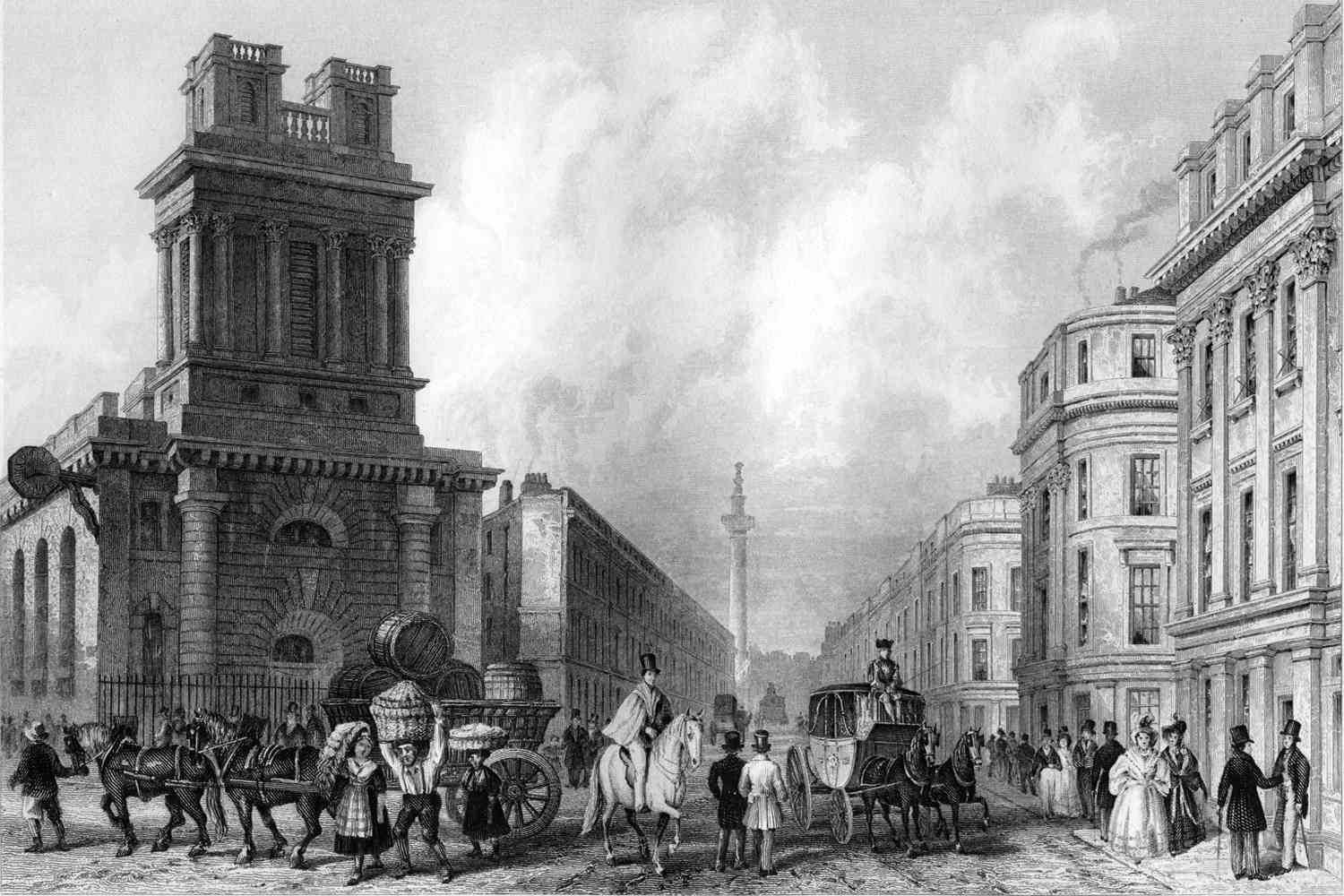 St. Mary Woolnoth, London