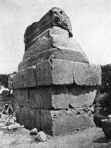 Tomb of Hiram, King of Tyre: King Hiram Led Phoenician City of Tyre to its Golden Age