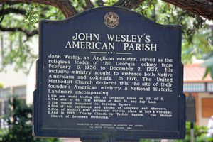 Methodist Church History