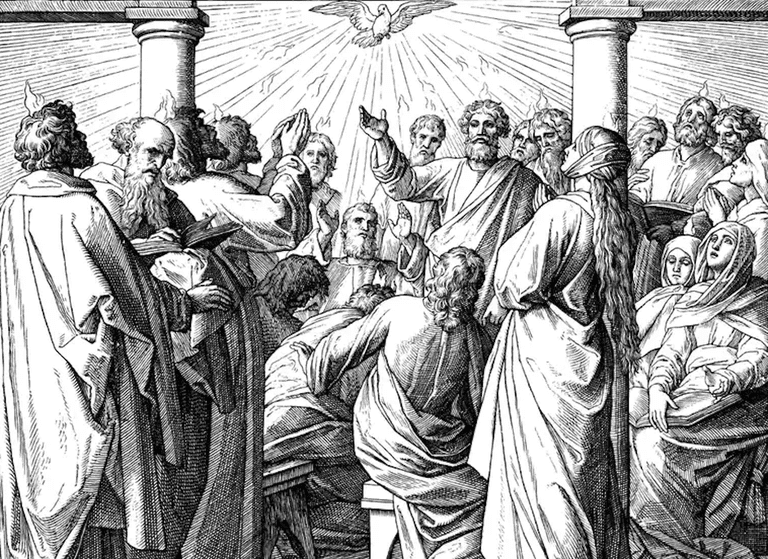 the first Pentecost