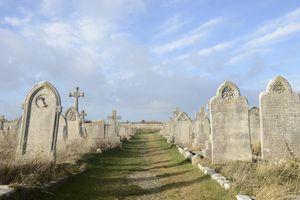 Graveyard, Portland, Dorset