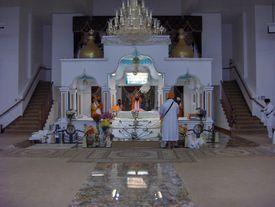 Reciting Sukhasan Ardas at Gurdwara Sahib Freemont
