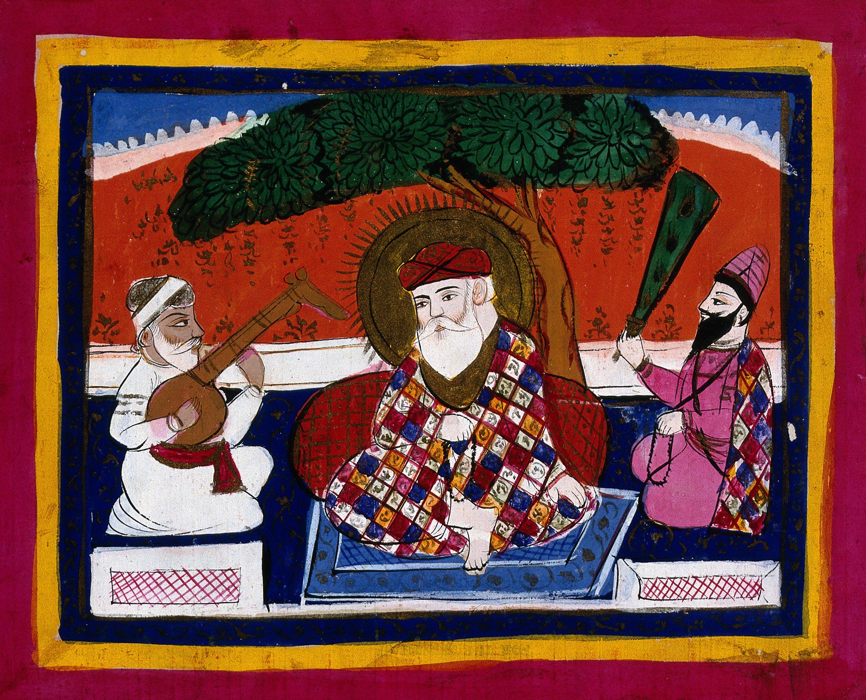 where was guru nanak born