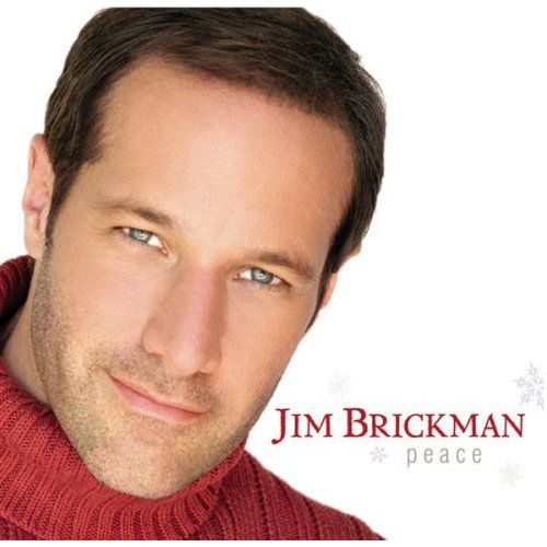 Jim Brickman - Peace cover
