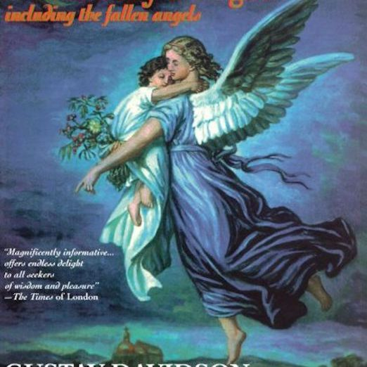 Dictionary of Angels Bookcover