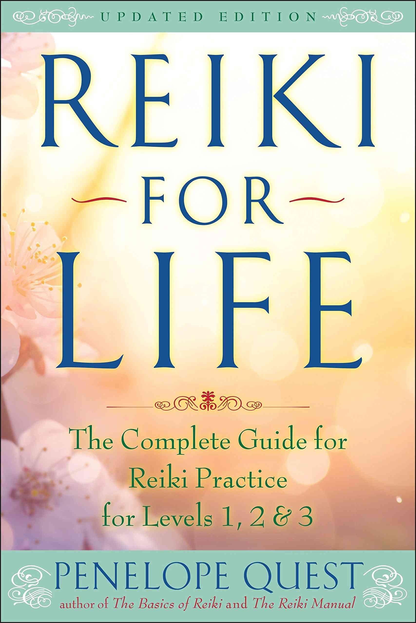 Reiki for Life Book