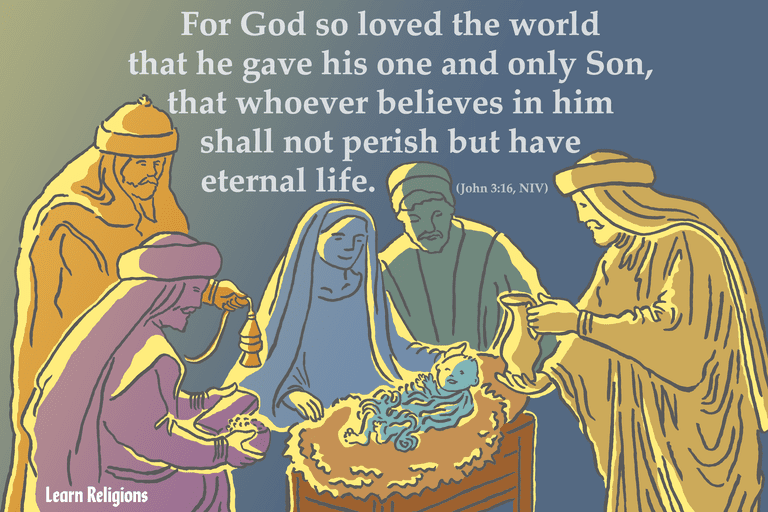 Christmas Bible Verses to Celebrate the Birth of Jesus