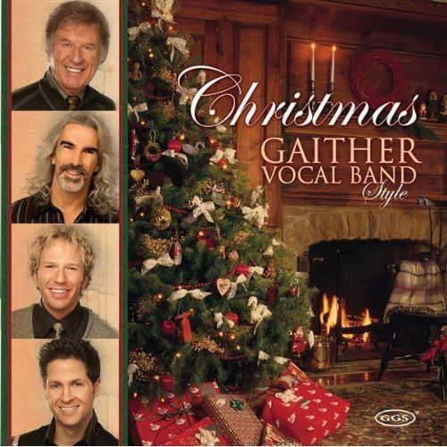Gaither Vocal Band - Christmas Gaither Vocal Band Style cover