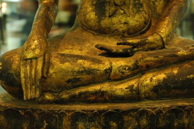 earth witness Buddha