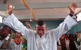pentacostal worship