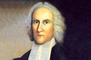 Portrait of Jonathan Edwards