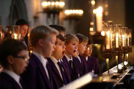 Children's church choir