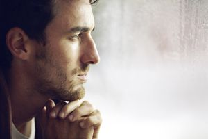 Thinking things over in sorrow and repentance
