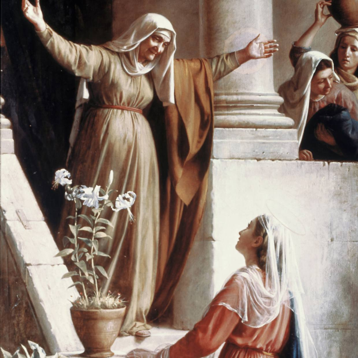 Elizabeth - Mother of John the Baptist