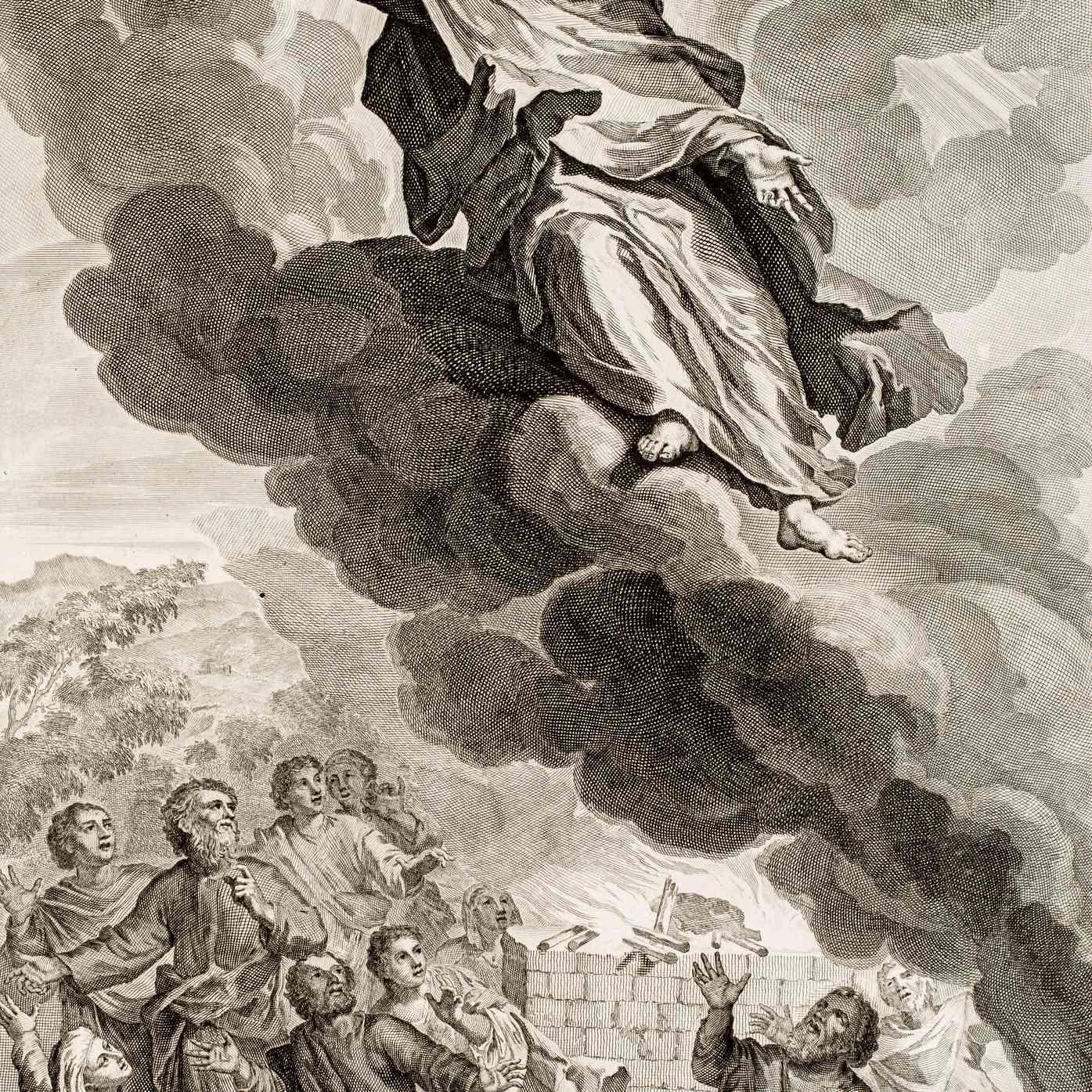 God took Enoch, Genesis 5