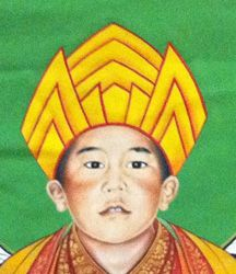 His Holiness Gedhun Choekyi Nyima, the 11th Panchen Lama