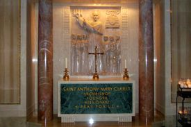 St. Anthony Mary Claret Chapel