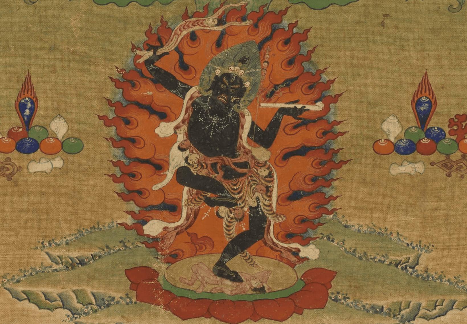 Dakinis: Goddesses of Liberation in Buddhism