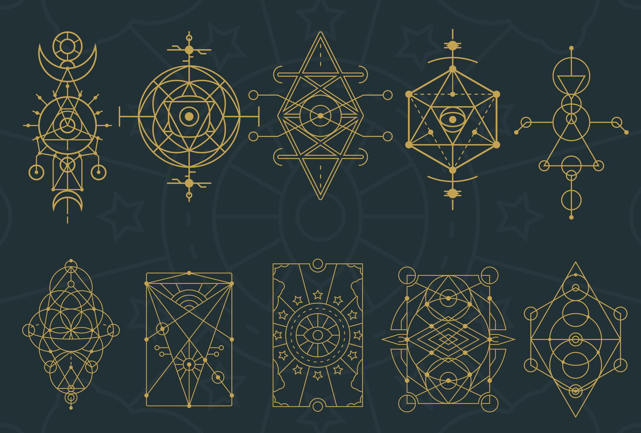 As Above So Below Occult Phrase