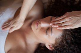 A healing hands massage