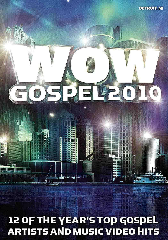 WOW Gospel 2010 DVD cover