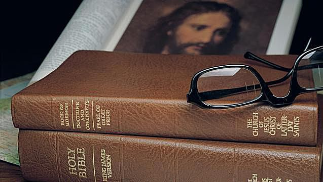 Book of Mormon and the Bible