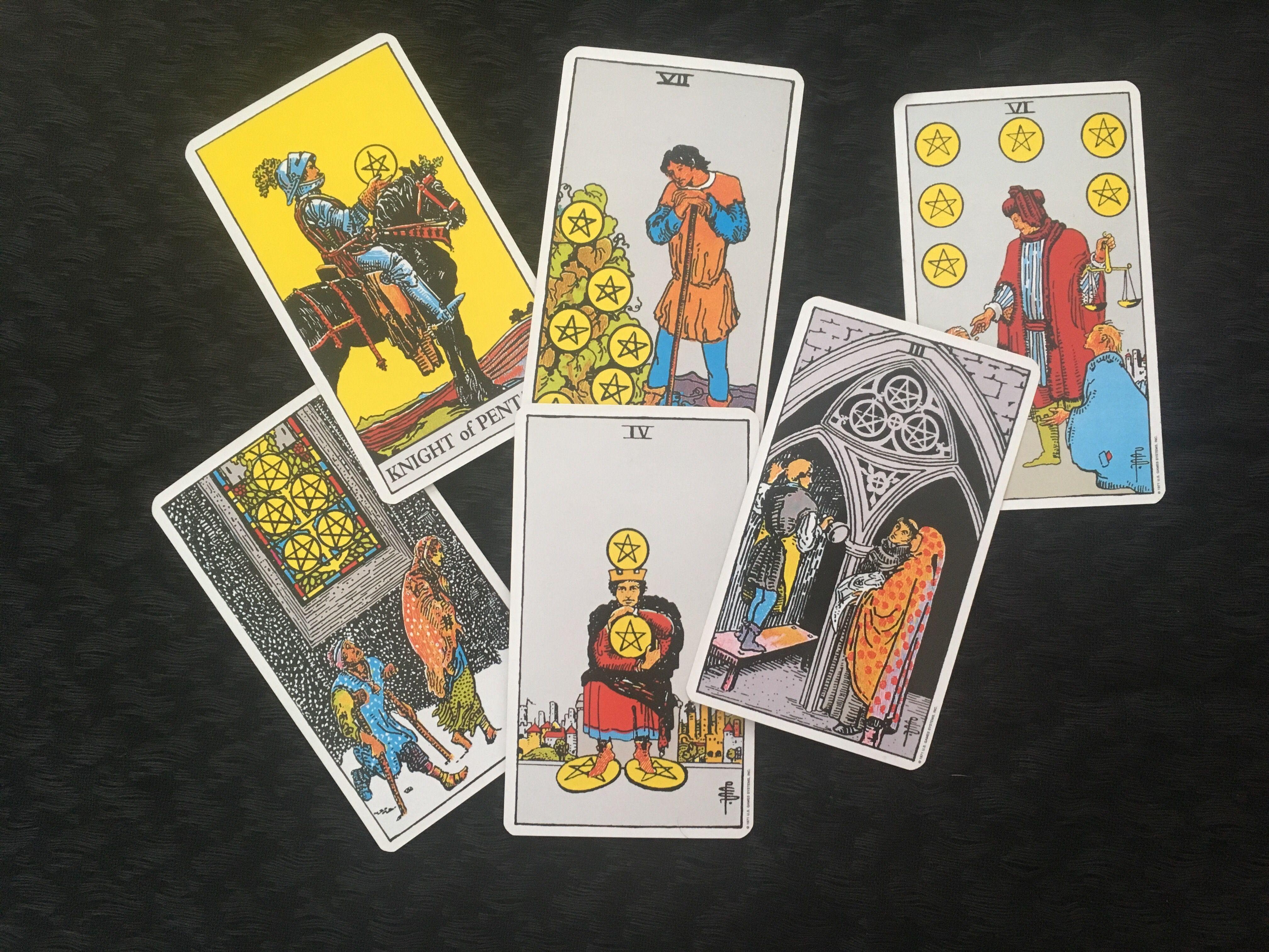Pent Cards