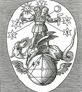 Sigil of Rebis known as Theoria Philosophiae Hermeticae