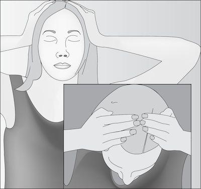 Placements de main de Reiki