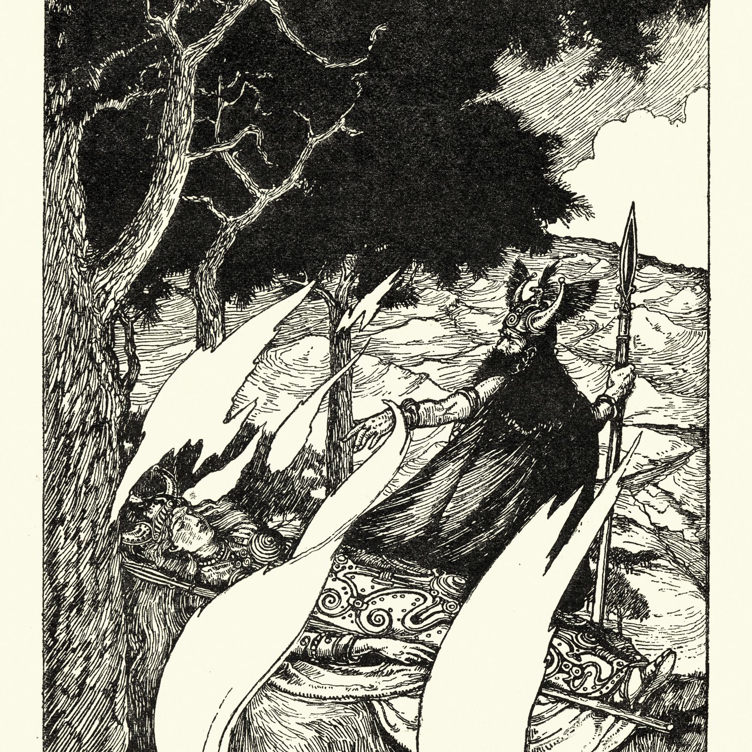 Odin - Ruler of the Norse Gods
