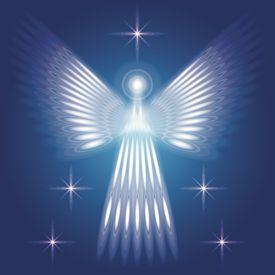 angel light being