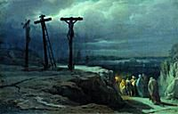 Crucifixion of Christ; Public Domain