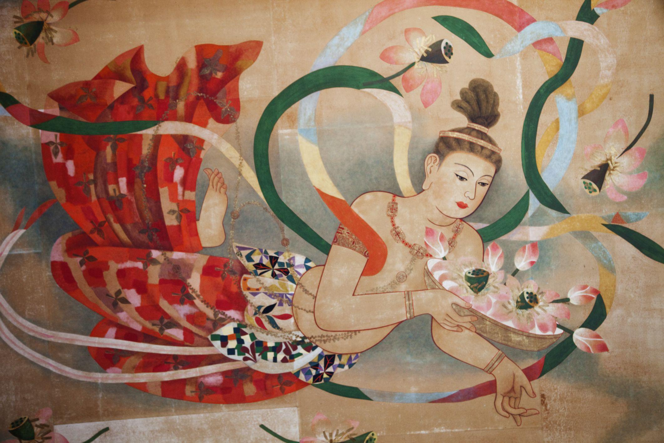 Paramitas: The Ten Perfections of Mahayana Buddhism