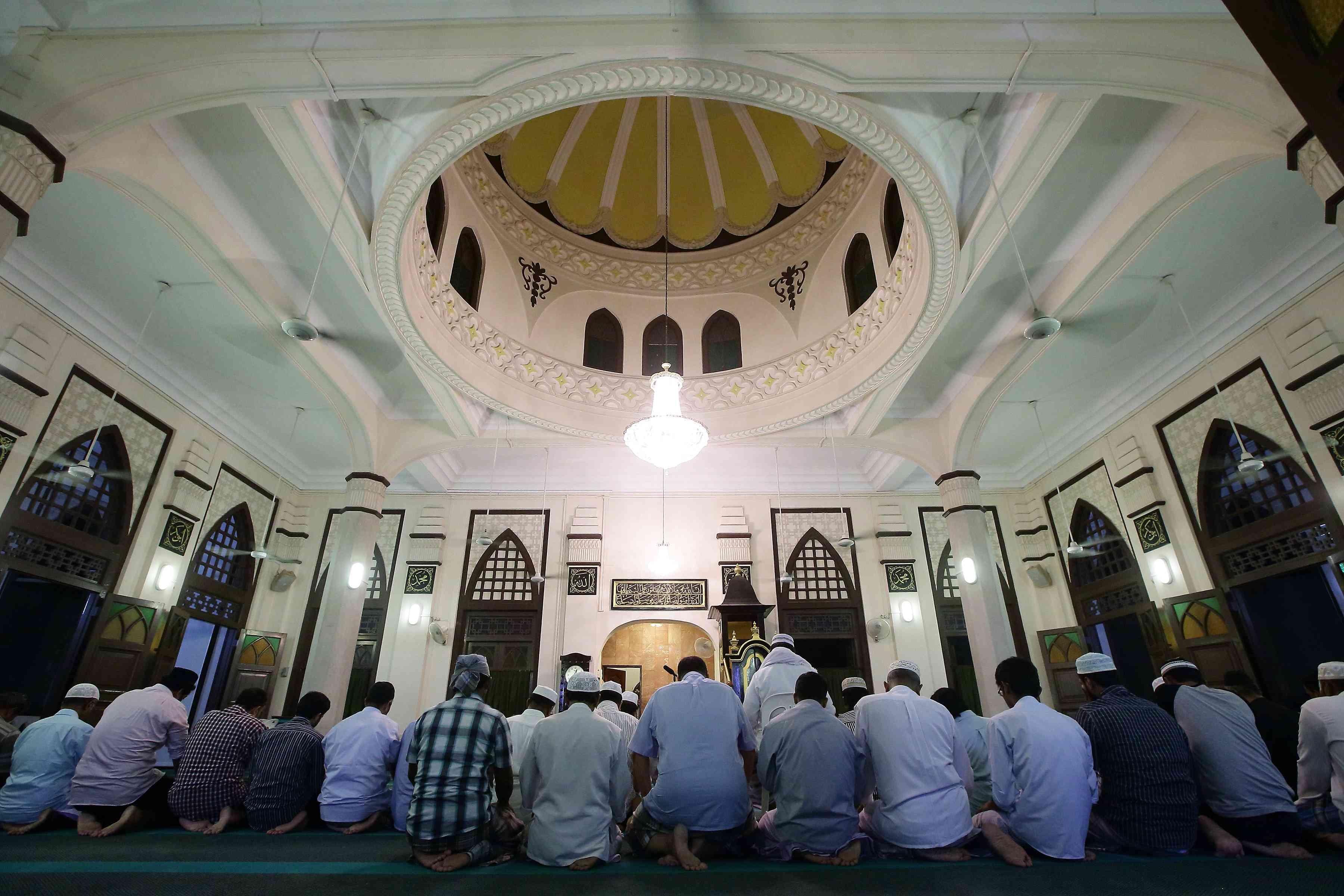 Muslims Observe Ramadan In Singapore