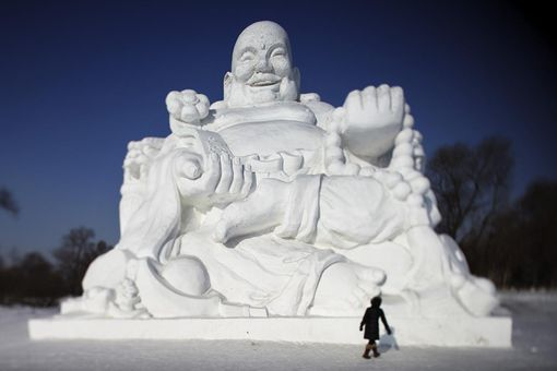 26th Harbin International Ice and Snow Sculpture Festival