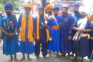 Amritdhari Members of the Khalsa Panth
