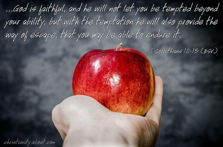 1 Corinthians 10:13 - The Way of Escape